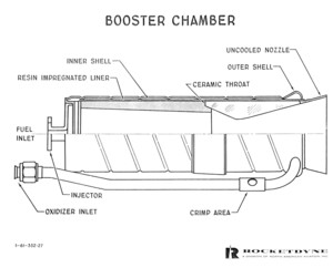 LR-64 Booster Chamber