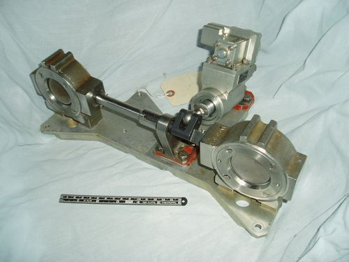 TR-201 Actuator Valve Assembly